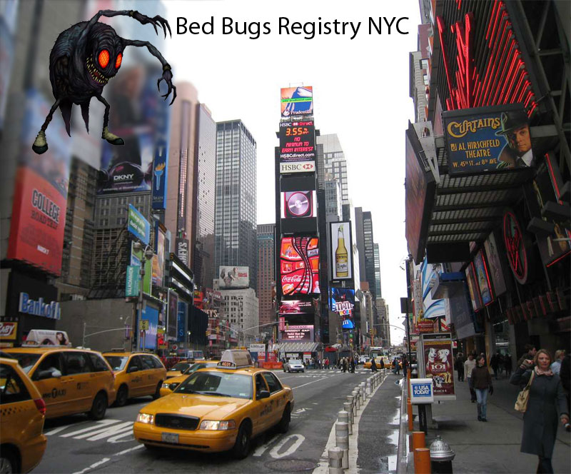 Bed Bug Registry NYC